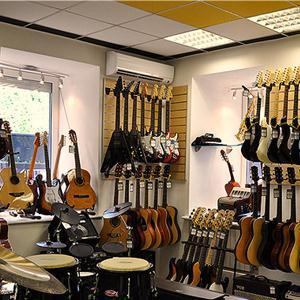 Музыкальные магазины Дудоровского