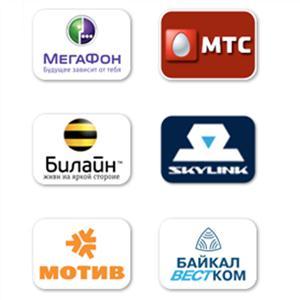 Операторы сотовой связи Дудоровского